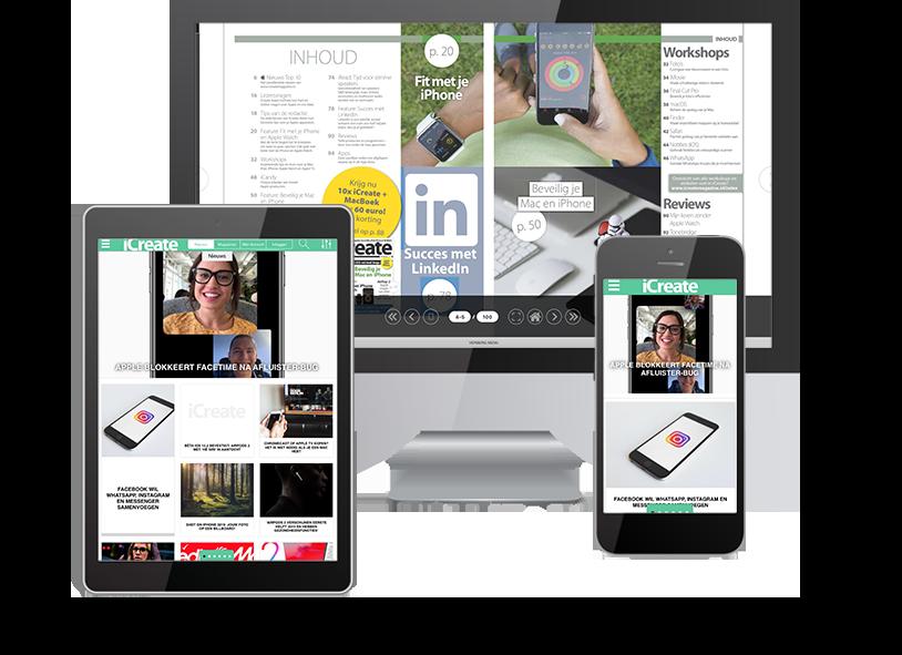 magazine digital publishing