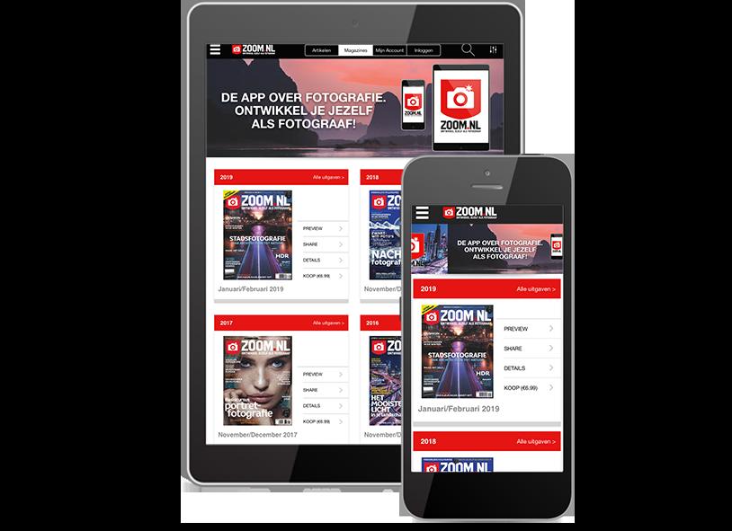magazines digital publishing