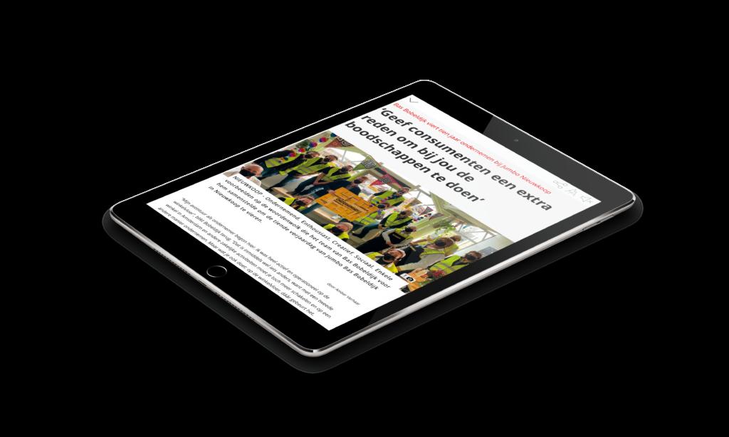 kranten digitaal uitgevers digitale krant uitgeven