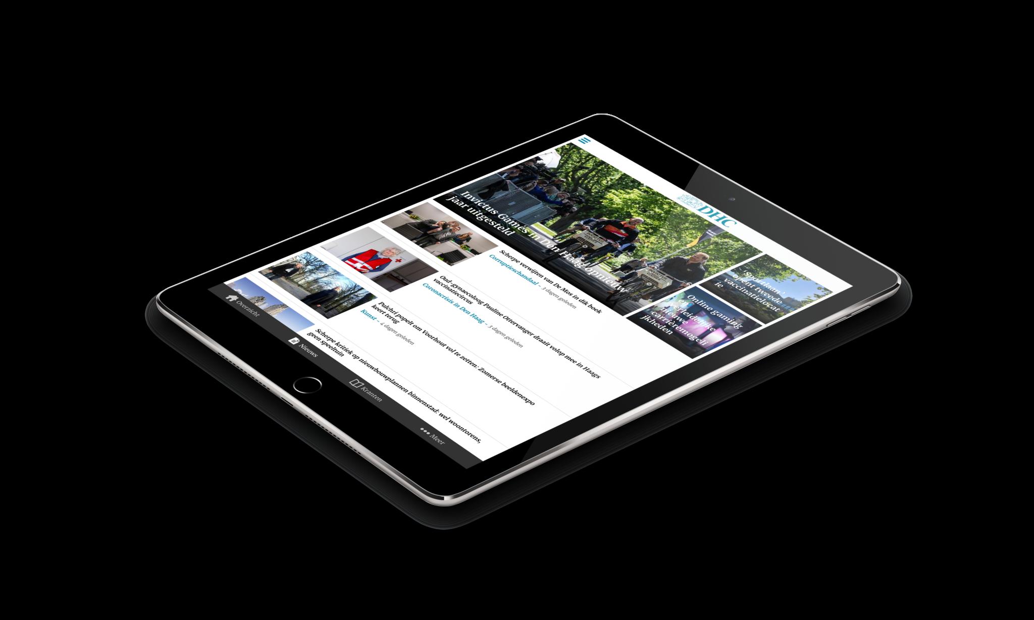 nieuws digitaal uitgeven digitale uitgevers