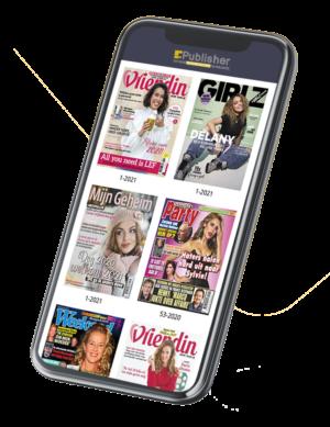 magazines digital publishing publishers